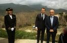 2019: Visite du Président de la République: Emmanuel Macron