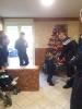 Cérémonie de la Ste Barbe et arbre de Noël des Pompiers